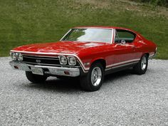 68 Chevelle | Stripe Location On 68 Chevelle - Chevelle Tech One day this will be mine.... Oh yes.... It will be mine!!!!