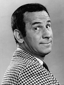 Don Adams 1923 - 2005  Died at age 82 of a lung infection.  Best known for his role as Maxwell Smart, Agent 86 of the TV series Get Smart