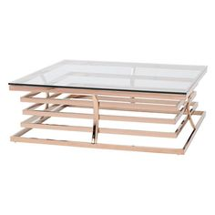 Nuevo Qubix Coffee Table - HGTB415