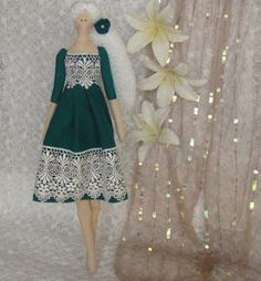 Tilda doll handmade Darina