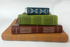 Long Stitch bookbinding by Hollis Fouts