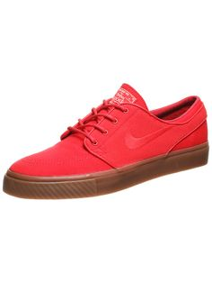 the #Nike SB #Janoski #Shoes in Hyper #Red $76.99