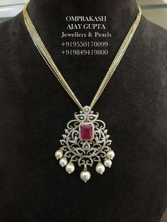 Classy Stylish Diamond Locket with Fancy Italian Chain! Internationally Certified VVS-EF Diamonds used. Gold Bangles Design, Gold Jewellery Design, Gold Jewelry, Pearl Necklace Designs, Gold Earrings Designs, Gold Chain With Pendant, Gold Pendant, Diamond Pendant, Pendant Jewelry