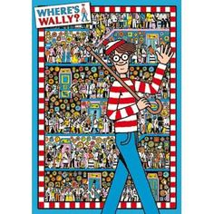 Children Wheres Wally 315442 Wheres Wally, Kids Birthday Cards, Little Monsters, Kids Cards, Give It To Me, Greeting Cards, Children, Unique, Prints