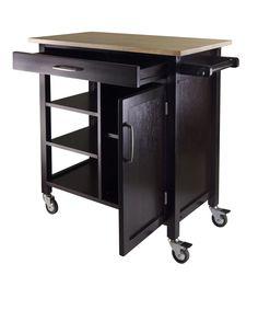 Amazon.com: Winsome Mali Kitchen Cart: Home & Kitchen