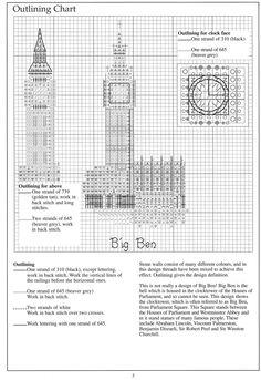 London Monuments 3/13