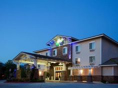 San Dimas (CA) Holiday Inn Express Hotel & Suites San Dimas United States, North America Located in San Dimas, Holiday Inn Express Hotel & Suites San Dimas is a perfect starting point from which to explore San Dimas (CA). The hotel offers a high standard of service and amenities to suit the individual needs of all travelers. Free Wi-Fi in all rooms, 24-hour front desk, facilities for disabled guests, express check-in/check-out, luggage storage are on the list of things guests ...