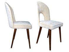 Krzesło / Stuhl Miranda | B.T. Meble ➥ Krzesło, lata 60-te, PRL, konstrukcja dębowa, poddane kompletnej renowacji stolarskiej i tapicerskiej ➥ Ein Vintage-Stuhl hergestellt in den 60ern. Gestell aus Eichenholz. Von uns vollständig restauriert.