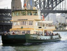 Sydney ferry public transportation