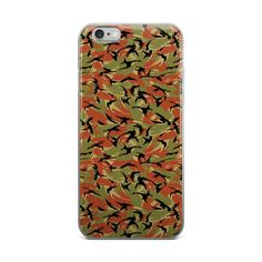 Oman DPM CAMO iPhone case