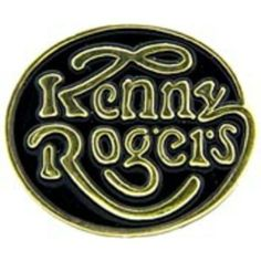 "Kenny Rogers Pin 1"" by FindingKing. $8.99. This is a new Kenny Rogers Pin 1"""