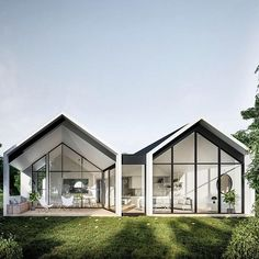 Scandi House - one of a suite of houses we have designed for boutique developer @lifespaces_group lifespacesgroup.com.au
