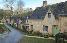 Bibury. by iangunning1 #architecture #building #architexture #city #buildings #skyscraper #urban #design #minimal #cities #town #street #art #arts #architecturelovers #abstract #photooftheday #amazing #picoftheday