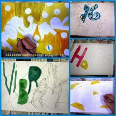 immagin@rti: A colours lesson in english!