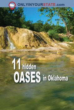 Travel   Oklahoma   Explore   Oasis   Adventure   Natural Attractions