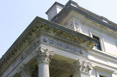 Vanderbilt Mansion Detail