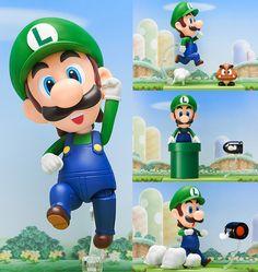 Nendoroid Luigi (Mario Bros.)