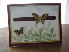 Papillon Potpourri Spinner Card