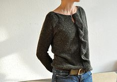 Ravelry: Organic pattern by ANKESTRICK