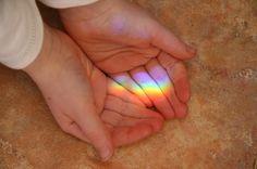 wish i can catch the rainbow