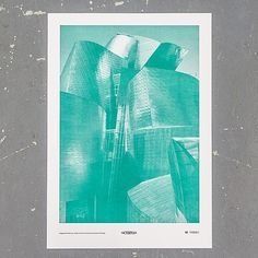 We've filled Department Store with loads of gorgeous creative treats for print lovers and others a-like! Check out @prelogram's Guggenheim Museum Bilbao #print the third print in its collection of Natural Light in Architecture series. Link in bio!