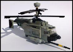 """/by """"Luke"""" #flickr #LEGO #chopper"""