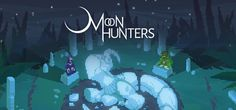 Moon Hunters Game Free Download for PC - Setup in single direct link, Game created for Microsoft Windows-themed Adventure, Indie, RPG very interesting to play.