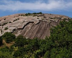 Enchanted Rock - Texas State Park