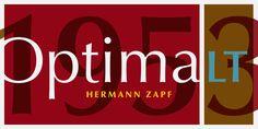 Optima™ - Webfont & Desktop font « MyFonts