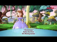 Sofia the First - Song: Elvenmoor  - Disney Junior Official