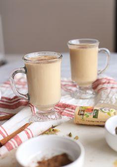 Chai Latte Ingredien