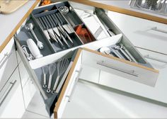 cocina organizacion espacios gabinetes