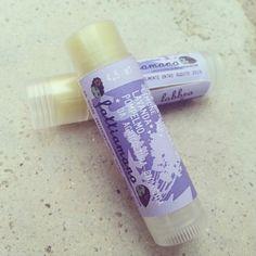 Balsamo labbra lavanda limone e pompelmo fresco e super idratante