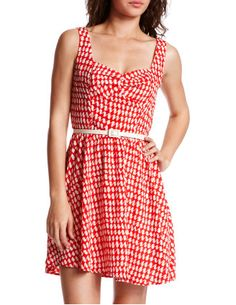 This dress style is great, I'm not into the picnic blanket color though.