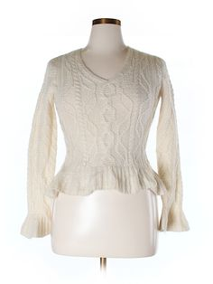 Check it out - Lauren By Ralph Lauren   Wool Sweater for $22.49 on thredUP!
