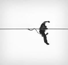 Highline – equilíbrio nas alturas