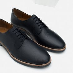 wholesale dealer 4054a 90448 LEATHER BLUCHERS Zapatos Elegantes Hombre, Zapatos Casuales, Zapatos De  Vestir, Calzado Hombre,