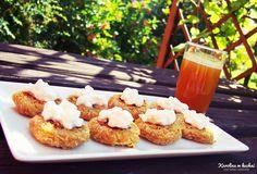 Placuszki jabłkowe 'PutIn Your mouth' ( 1 porcja: 184,5 kcal ) | Karolina w kuchni