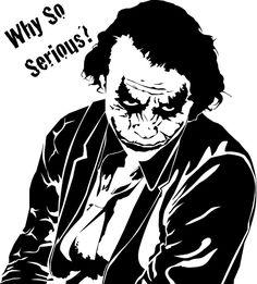 The Dark Knight Heath Ledger Joker by asomr1.deviantart.com on @DeviantArt