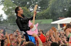 22 Juillet 2012 - Festival Art Sonic - Didier Wampas