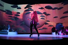 Ariana Grande performs onstage during the Sweetener World Tour - Opening Night at Times Union Center on March 2019 in Albany, New York. Get premium, high resolution news photos at Getty Images Ariana Tour, Love Me Harder, The Light Is Coming, Ariana Grande Sweetener, Tours France, Opening Night, Light Of My Life, Buy Tickets, Abstract Shapes