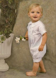 Baptism party outfit?