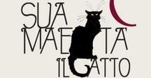 Sua Maestà il Gatto. Illustrazioni parigine d'epoca del felino più vicino all'uomo @ Museo Civico di Zoologia, 7 Dicembre 2012 - 13 Gennaio 2013