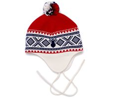 Ugly Children's Clothing - Marius cotton fleece hat