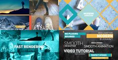 Media Pack (Abstract) #Envato #Videohive #aftereffects