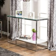 Athena Console Table | Overstock.com Shopping - The Best Deals on Coffee, Sofa & End Tables