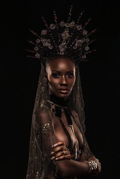 BLACK FASHION - khanos: ohwawa @ oye diran