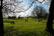 A grassy hill topped by a viewpoint, Primrose Hill has a character all of its own – it is separated from Regent's Park by Prince Albert Road and the ZSL London Zoo. Easter In London, Camden Town, Primroses, Prince Albert, Park, Places, Lugares, Parks