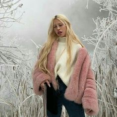 Winter Outfits, Fur Coat, Fall Winter, Fashion Outfits, Clothes, Fur Jackets, Portrait Ideas, Style, Asia
