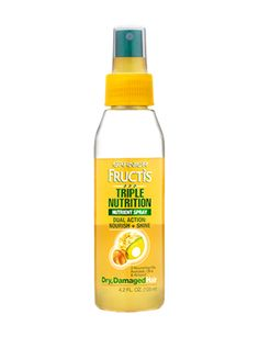 Triple Nutrition Nutrient Spray, helps hair grow longer and stronger, love this!